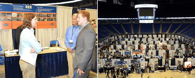 Precis Attends PSU 21st AE Career Fair